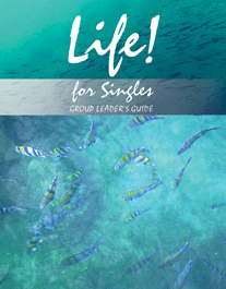 Christian self-development, discipleship course book, also great as a self-study study guide or workbook. Looks at friendships, relationships, identity, charcter and purpose.
